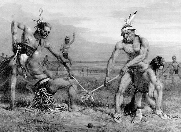 © Traditional Lacrosse